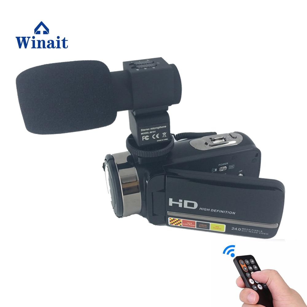 Здесь продается  FULL HD 720p digital video camera night vision home use cheap gift digital video recorder with 3.0