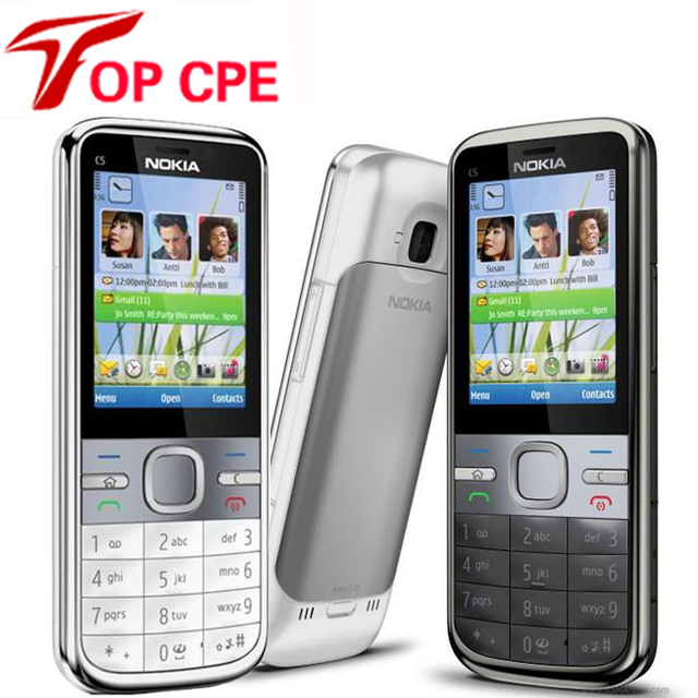 refurbished original c5 unlocked nokia c5 00 c5 00i mobile phone rh aliexpress com Nokia E52 Nokia C50