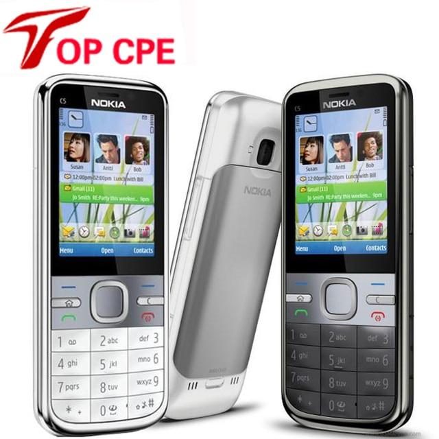 refurbished original c5 unlocked nokia c5 00 c5 00i mobile phone rh aliexpress com Nokia C5-00 Vand Nokia C5- 03