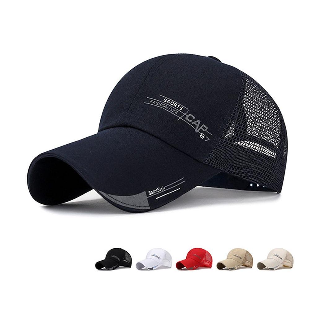 Летние сетчатые головные уборы для мужчин и женщин, новый дизайн 2020, повседневные кепки в стиле хип хоп, бейсболки, # L5|Мужские бейсболки|   | АлиЭкспресс