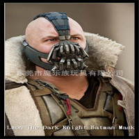 Party Cosplay Movies Batman Bane Latex Mask The Dark Knight Movie Mask Halloween Costume Cosplayer Mask