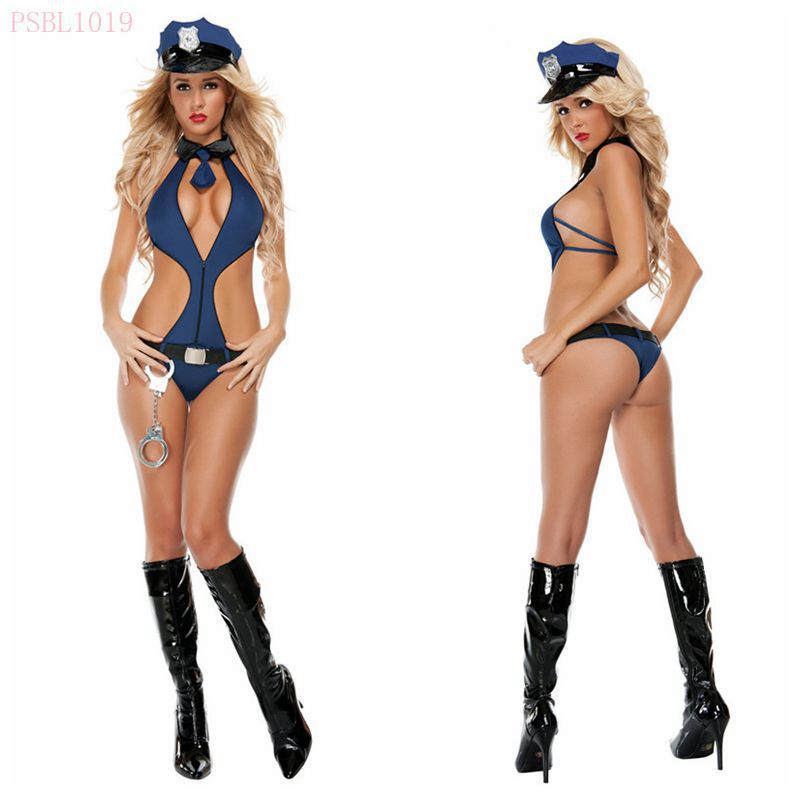 aeProduct.getSubject()  sc 1 st  AliExpress.com & U.S. blue Siamese female police uniform cosplay clothes Cop Costumes ...