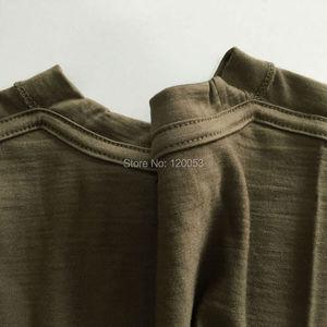 Image 2 - จุดราคา 100% ออสเตรเลีย Merino Wool BASE Layer Men, Mens Merino Wool Baselayer,ขนสัตว์เสื้อ,6 สี,ยุโรป FITTING