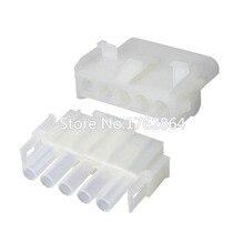 цена на 10 PCS 5 Pin Waterproof Female Auto Electrical Wire Harness Connector Sealed Car Housing Plug Sockets DJ3051-2.1-11