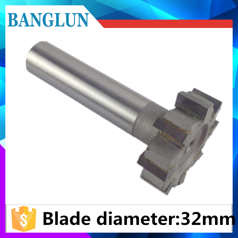 Carbide tipped T slot cutter, Welding carbide T cutter, welded carbide t cutter 32mm x 4 5 6 8 10 12 14mm 60mm tungsten carbide tipped stainless
