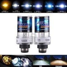 1Pair 35W D2S/D2C Xenon HID White Headlight Light Lamp Bulbs 4300K 5000K 6000K MAY12