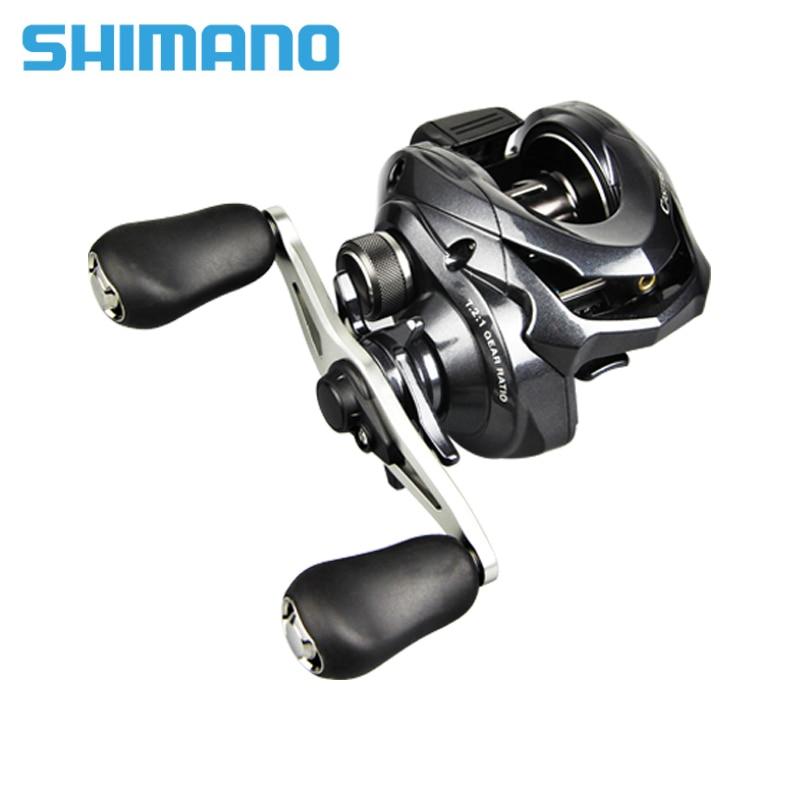Shimano Casitas 150/151 HG Low Profile Baitcasting Reel Gauche Main Droite Lure SVS Infinity D'eau Salée Baitcaster Moulinet De Pêche