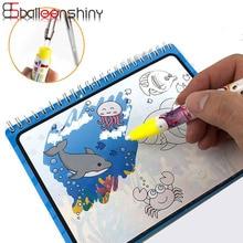Toys Drawing-Book Paint Water-Picture-Album Doodle Kindergarten Magical Basis-Copy Kids