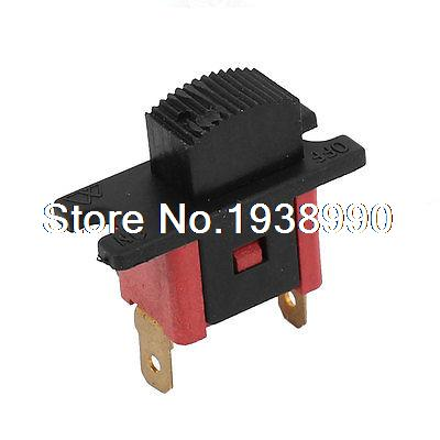 цена на AC 220V 6A Electric Tool 2 Pin SPST On/Off Slide Switch for Makita 4510 Sander