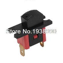 AC 220 V 6A Herramienta Eléctrica 2 Pin SPST ON/Off Interruptor Deslizante para Makita 4510 Sander