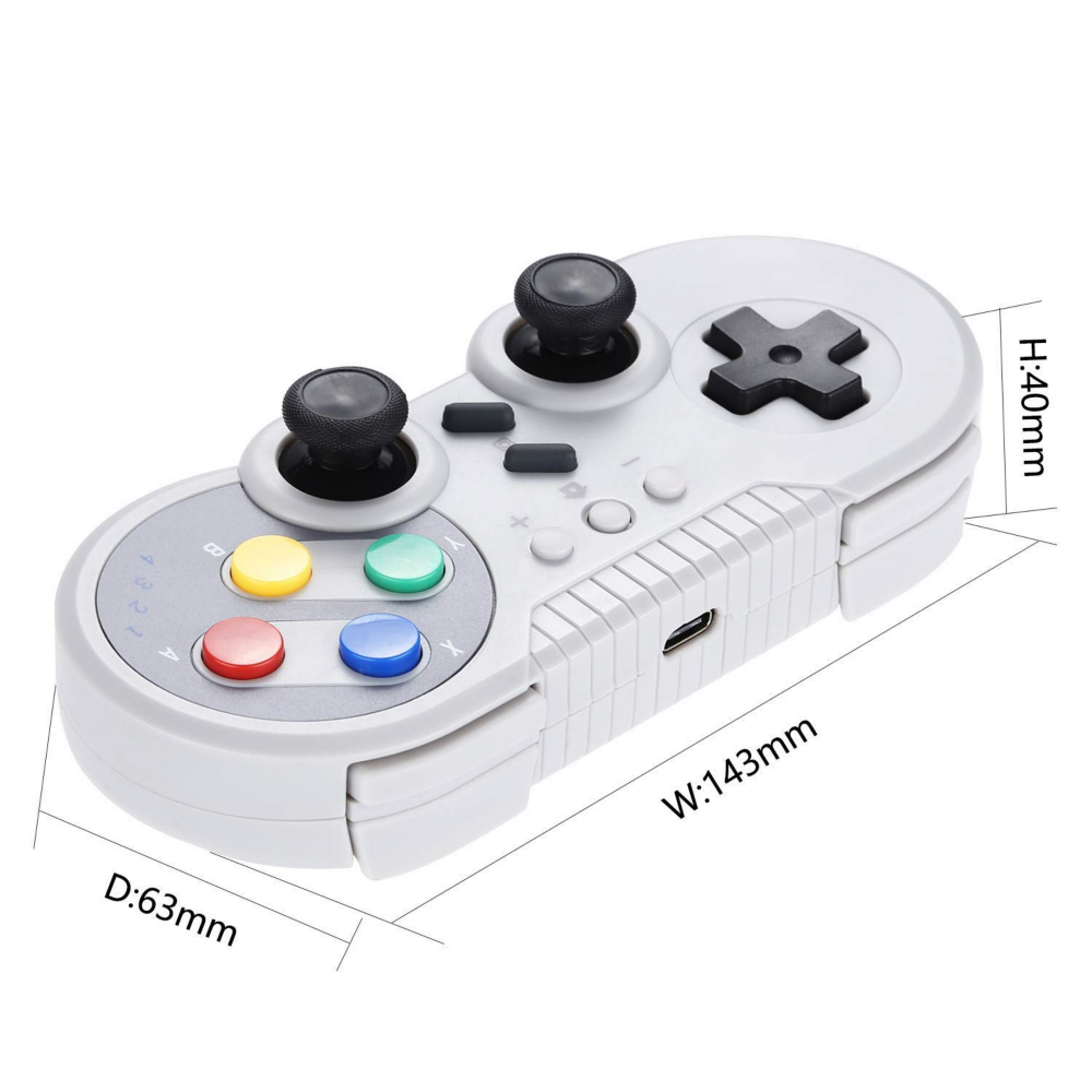 Image 5 - Wireless Controller for Nintendo Switch Pro Bluetooth Gamepad Game Joystick Compatible Nintendo Switch Windows PC Android Phone-in Gamepads from Consumer Electronics