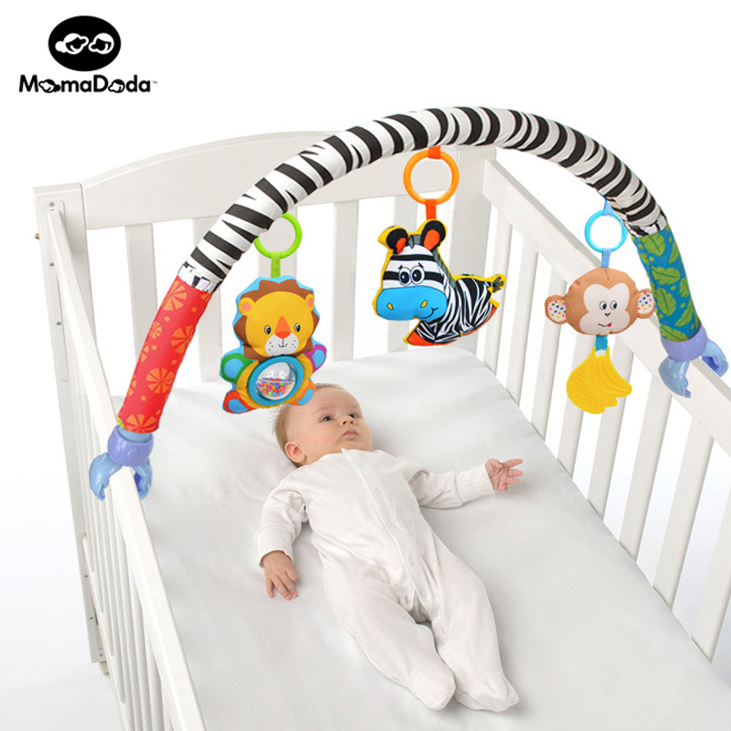 Baby Bed Around Bumper Bar Crib Cot Stroller Accessories