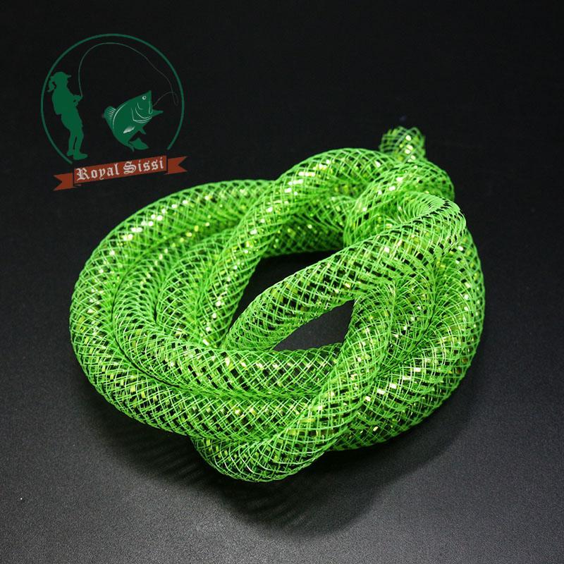 Royal Sissi 5 tahun / Set 5 Warna Campuran EZ braid Tubing 8mm - Penangkapan ikan - Foto 4