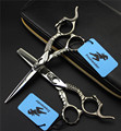 NEW ARRIVAL !!! 6INCH Professional Hairdressing Scissors Hair Cutting and Thinning Scissors Barber Shears  Special Scissor