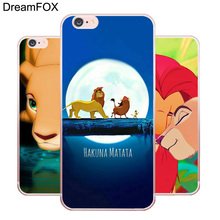 L201 Lion King Soft TPU Silicone  Case Cover For Apple iPhone X 8 7 6 6S Plus 5 5S SE 5C 4 4S