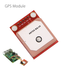 On sale GPS Module with 25mmx25mm Ceramic Passive Antenna For Raspberry Pi 2/B+