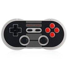 8 8bitdo NES30 Pro Sans Fil Bluetooth Contrôleur Double Classique Joystick pour iOS Android Gamepad Contrôleur de Jeu PC Mac Linux