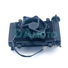 ATV водяного охлаждения радиатора для китайских 200cc 250cc гонки Quad Go Kart багги 4 Wheeler