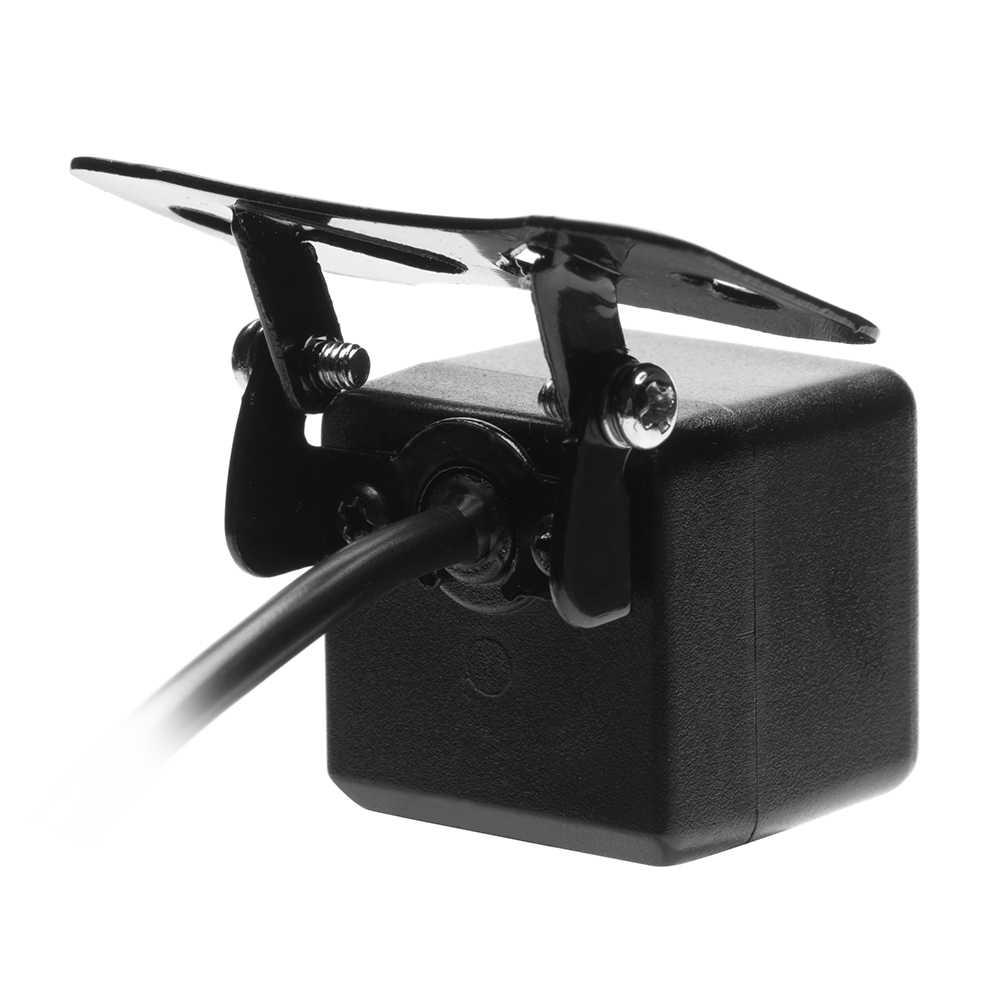 Podofo 12 Светодиодный светильник, Автомобильная камера заднего вида, Универсальная автомобильная фронтальная резервная парковочная камера, Водонепроницаемая 170 широкоугольная HD цветное изображение