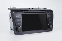 OTOJETA Summer Promotion Pure Android 8.0 car dvd player for Mazda 3 2004 2009 stereo TDA7851 amplifer good radio gps recorder