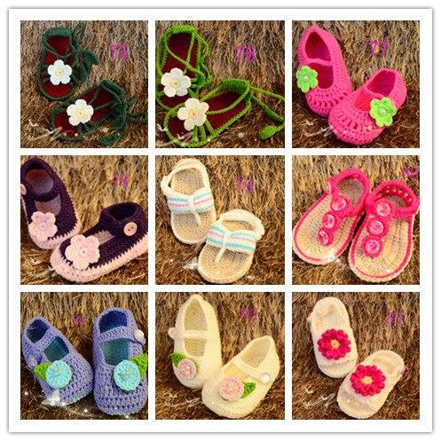 QYFLYXUE- Kūdikių kūdikių batai kūdikių bataicrochet babysale! mergaitė vaikiški batai vasarą, karšto medvilnės vaikų batų