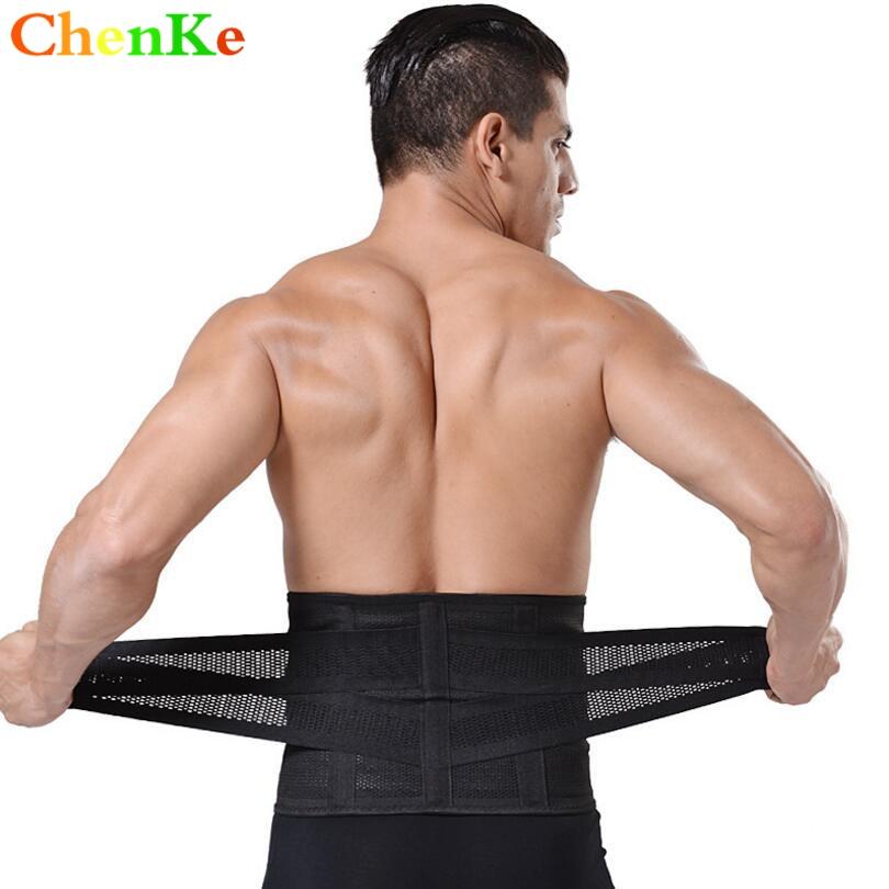 3c5e518a43 ChenKe Men s Adjustable Waist Cincher Body Shaper Slimming Belt Men Waist  Trimmer Waist Trainer Shaper Recovery Support Belt-in Shapers from  Underwear ...