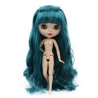 Reborn Dolls For Girls Doll Reborn ICY Doll Toy Same As Blyth Nude Doll Anime DIY