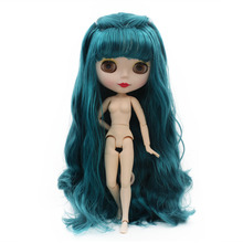 Reborn Dolls For Girls Doll Reborn ICY Doll Toy Same As Blyth Nude Doll Anime DIY Make up Dress up Joint Body Miniaturas