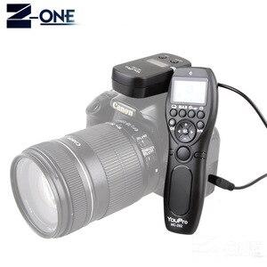 Image 5 - YouPro MC 292 S1 Sem Fio Timer Controle Remoto Obturador para Sony A900 A850 A700 A580 A550 A950 A99 A77 A57 a55 A35 A33