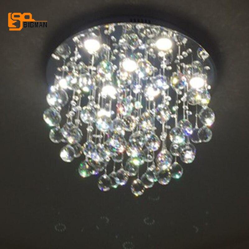 new design modern crystal lights chandelier ceiling fixtures AC110V 220V living room bedroom lamp modern design large crystal chandelier lighting ceiling fixtures ac110v 220v luxury hotel crystal lights stair chandelier