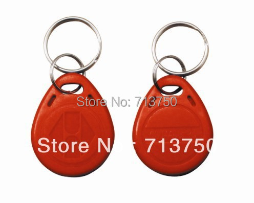 125Khz RFID Proximity ID Card Token Tags Key Keyfobs for Access Control Patrol Time Clock Attendance Business card Bus Highway