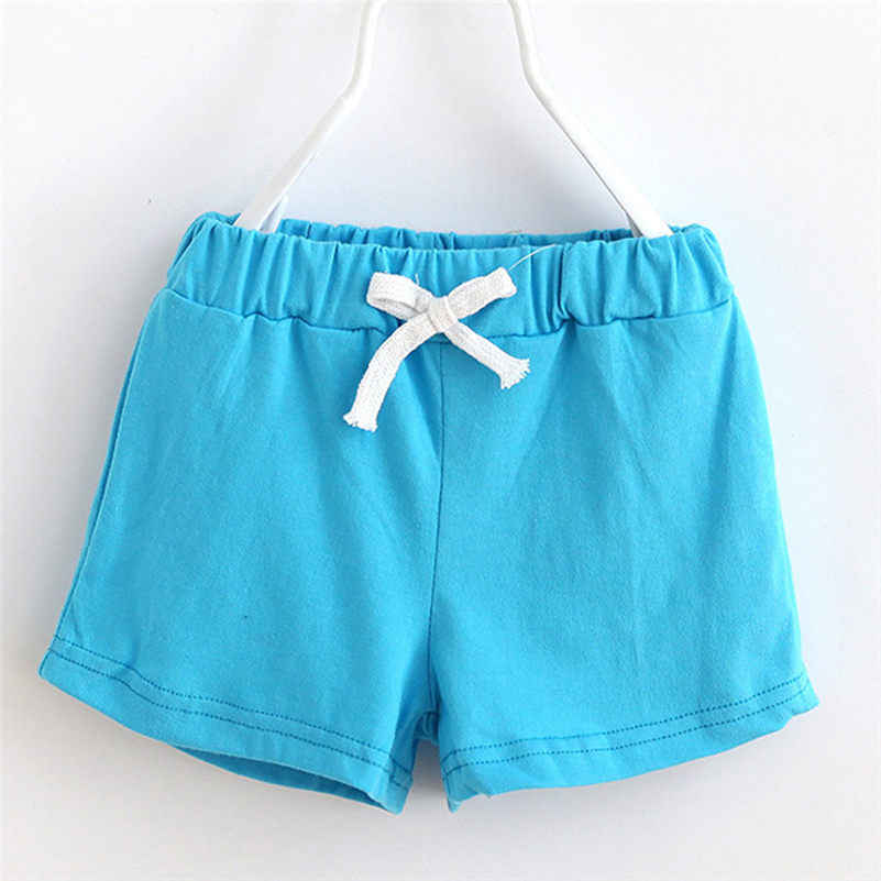 COMFY KIDS Shorts for boy and girl 2017 Hot Sale Fashion Summer Children Cotton Shorts Boys And Girl Clothes Baby Fashion Pants