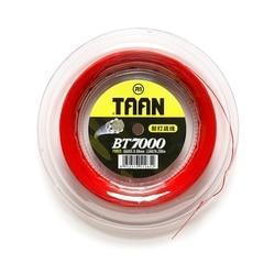 1 Reel 200 mt TAAN BT7000 Kraft badminton saiten 0,68mm durable Badminton saiten hohe flexibilität und gutes gefühl