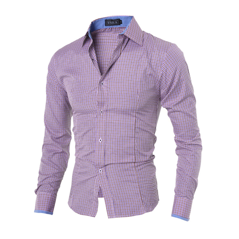 Online Get Cheap Mens Slim Fit Shirts Uk -Aliexpress.com | Alibaba ...