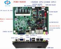 best motherboard for i5 Original Electronics industrial motherboard low energy industrial control motherboard