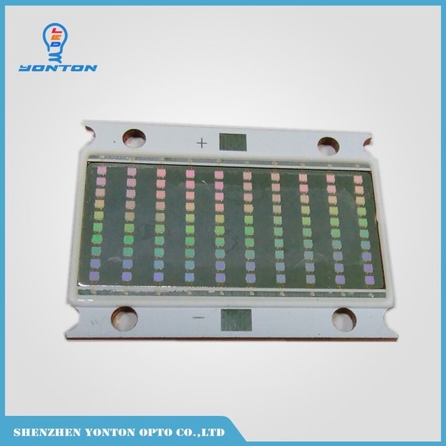 Epileds 45mil High Power 100W UV Led 395nm 400nm on Board for UV Printer