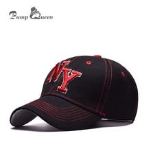 Gorra de béisbol de algodón de alta calidad de la Reina de la bomba para  hombres mujeres gorra sombrero Casual nueva letra Snapb. 6b804152c29