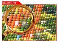 Round Drill