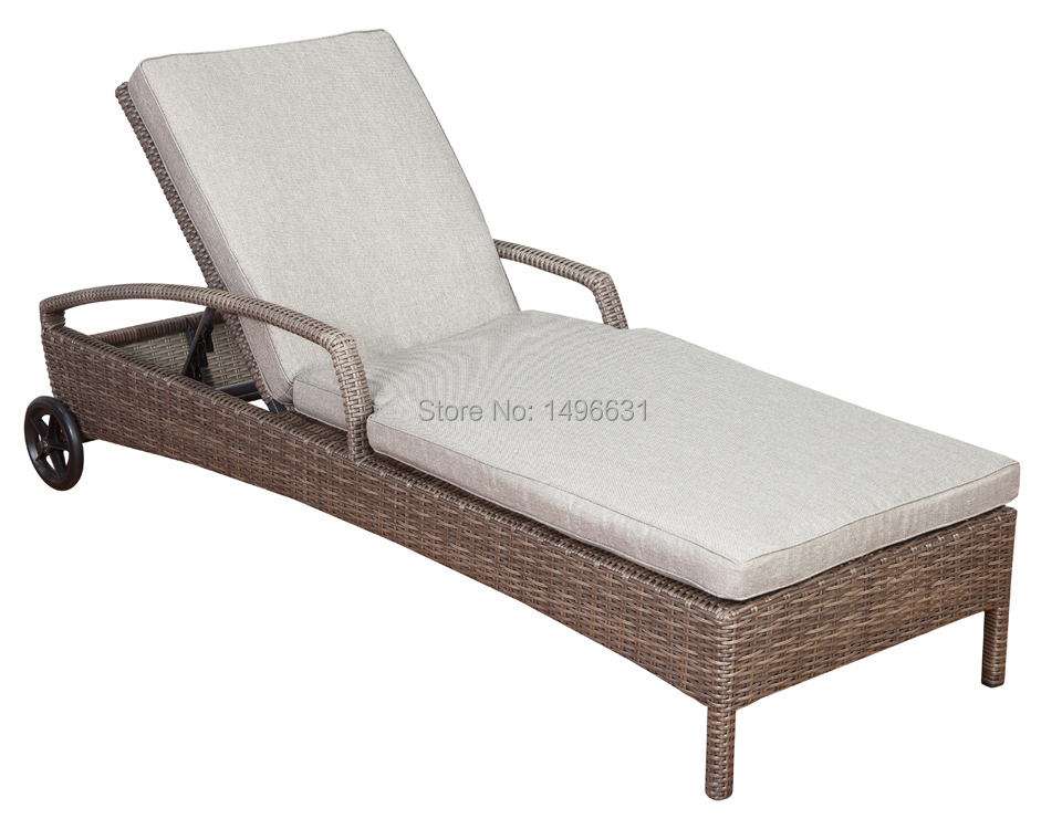 Chalotte sun lounge chaise 2015 new design garden for Design chaise 2015
