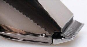 Image 2 - ใหม่ Professional เครื่องตัดผมสำหรับตัดผม Salon LCD ผม Trimmer เครื่องตัดเซรามิคหัวฉีด 8 PCS 3  25 มม.