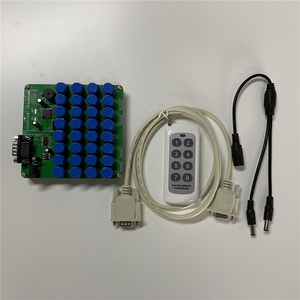 Image 5 - 32 Buttons Manual Control RS232 Keyboard KC868 Smart Home Automation Module Controller 433Mhz RF Domotica Hogar
