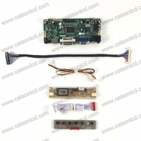 LCD Controller Board Support HDMI DVI VGA AUDIO For 19 Inch LCD Panel 1440X900 LM190WX1 TLL1