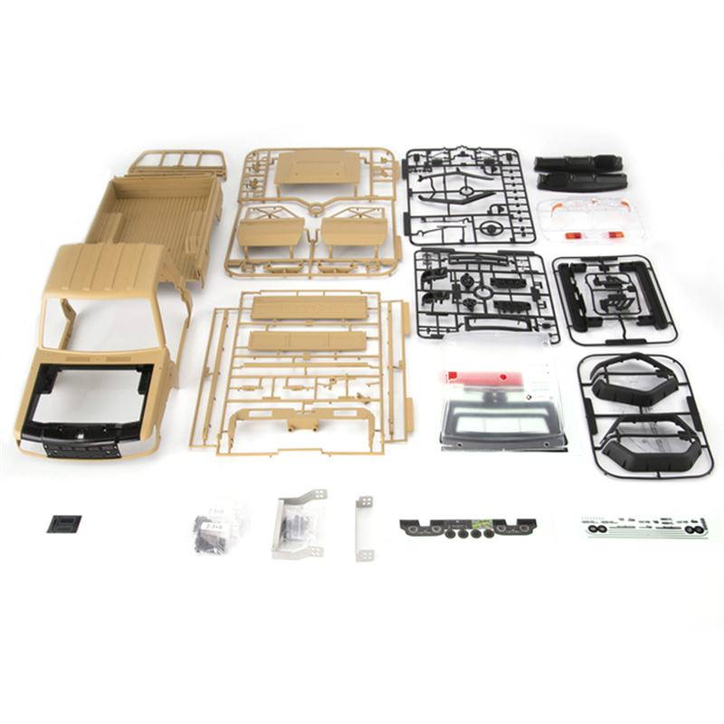 Killerbody LC70 1 10 Land Cruiser 70 Hard RC Car Body Shell Kit Fit For Traxxas