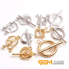 Gold Filled Jewelry Clasp DIY Necklace DIY Jewelry For Jewelry Making Beads One Piece To Sale Free Shipping