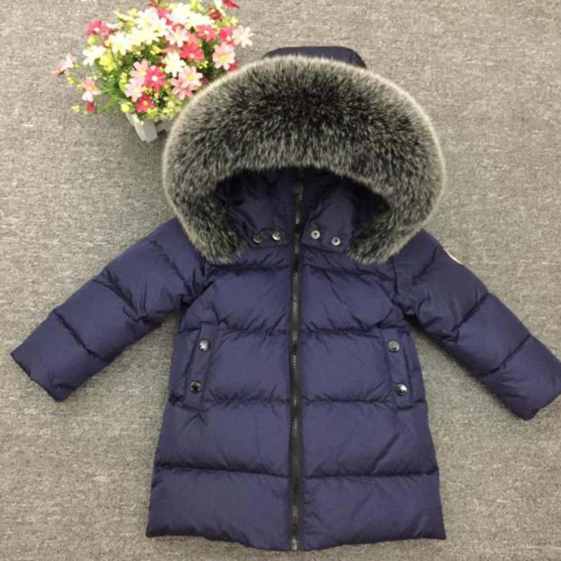 Baby Boys Jacket 2018 new Winter Jacket Coat Kids Warm Thick Hooded Children Outerwear Coat Toddler Girl Boy Clothing for 1-10Y колье vel vett колье