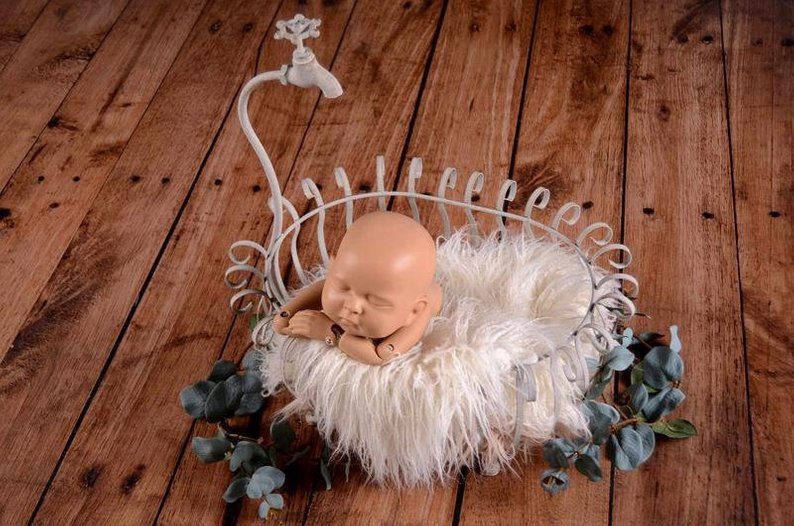 Baby Photography Props Baby Photography Creative Bath Props Bebe Baby Bathtub Accessories