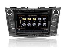 For Suzuki Swift 2011~2012 – Car GPS Navigation System + Radio TV DVD BT iPod 3G WIFI HD Screen Multimedia System