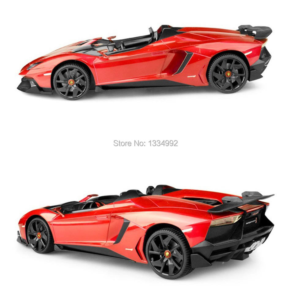 Cool Toys 4 Channels Rc Car New Children 1 12 Big Sports Remote
