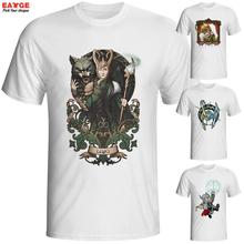 Marvellous Great Odin King Face Thor Cool T-shirt