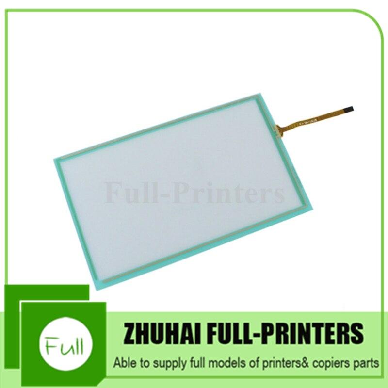 5 pcs frete gratis painel de toque de tela compativel para kyocera mita copiadora km3050 km4050